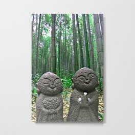 The Pairing of Love Metal Print