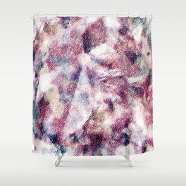 Pink carpet Shower Curtain