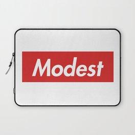 Modest (Supreme) Laptop Sleeve
