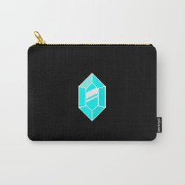 Gem Black Carry-All Pouch