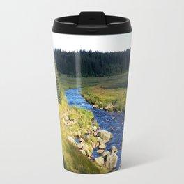 Sumava Mountains II Travel Mug