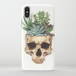 From Death Grows Life iPhone Case