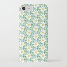 Edelweiss On Repeat iPhone Case