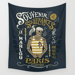 Le Marlou Wall Tapestry