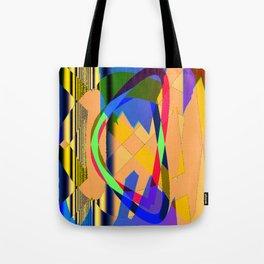 Harlekin Dance Tote Bag