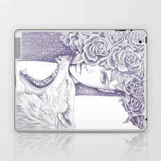 Night Of The Wolf Laptop & iPad Skin