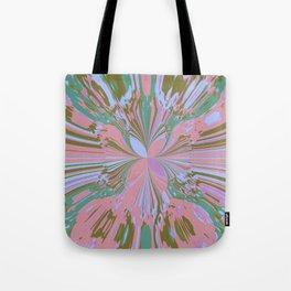 Pink Vintage Tote Bag