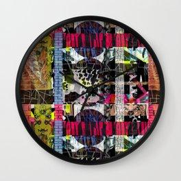 MixxUp Wall Clock
