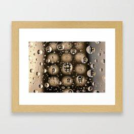 Control Issues Framed Art Print