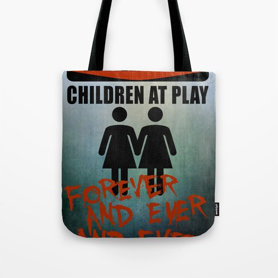 The Overlook Twins Tote Bag