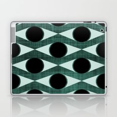 MCM Green Eyed Monster Laptop & iPad Skin