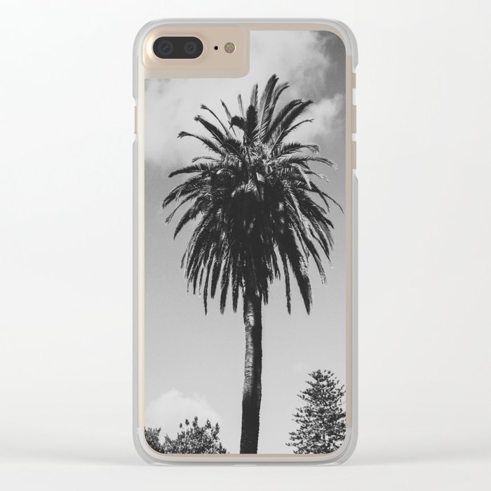 Keep Palm, and Carry On Clear iPhone Case