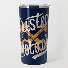 Custom Motors Travel Mug