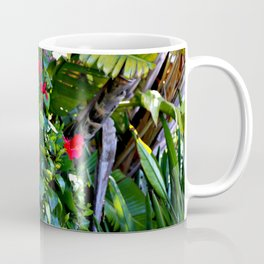 Red and green power of nature Coffee Mug