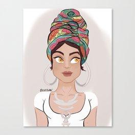 Chita Canvas Print