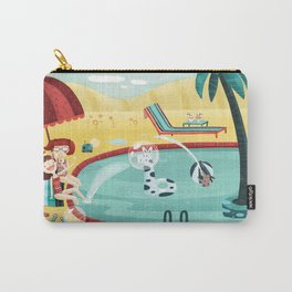 SUMMER MEMORIES WITH MY BEST FRIEND Carry-All Pouch