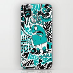 Foe! iPhone & iPod Skin