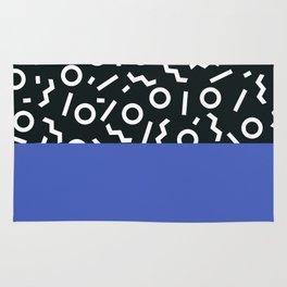 Memphis pattern 49 Rug