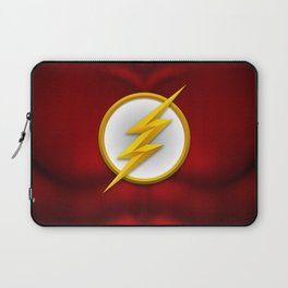 Flash: Superhero Art Laptop Sleeve