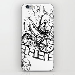Headbanger iPhone Skin