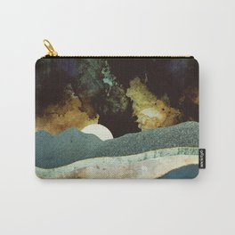 Storm Clouds Carry-All Pouch