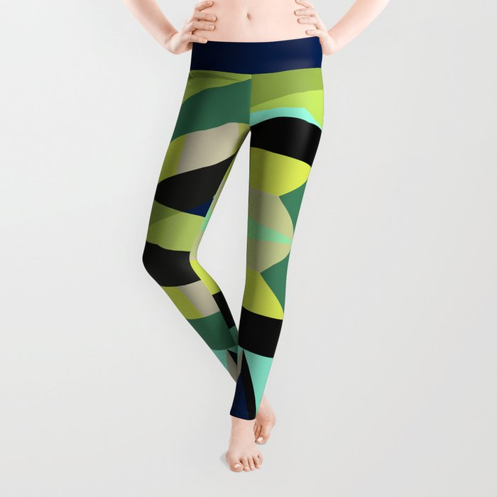 Geometric#25 Leggings