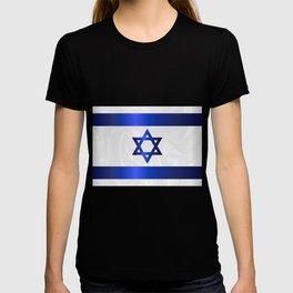 Israel Star Of David Flag T-shirt