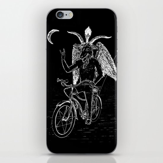 Hell Ride! iPhone & iPod Skin