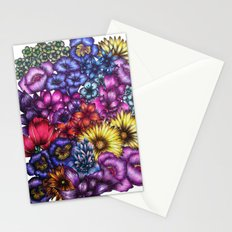 A Field of Flowers Stationery Cards