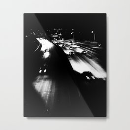 L.A. Anxiety Metal Print