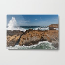 Big Sur's Point Lobos Metal Print