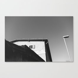 chillin Canvas Print