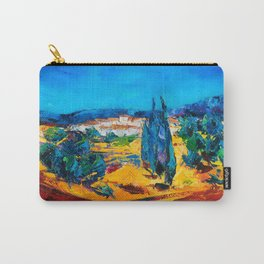 Sunny Day In Provence Carry-All Pouch