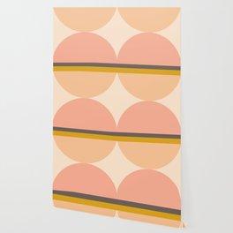 Abstraction_Mountains_Balance_ART_Landscape_Minimalism_001 Wallpaper