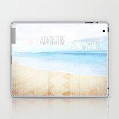 Adventure is Waiting  Laptop & iPad Skin