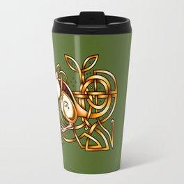 Celtic Rat Travel Mug