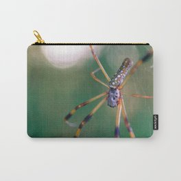 Orbweaver macro Carry-All Pouch