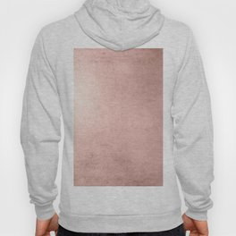 Blush Rose Gold Ombre Hoodie