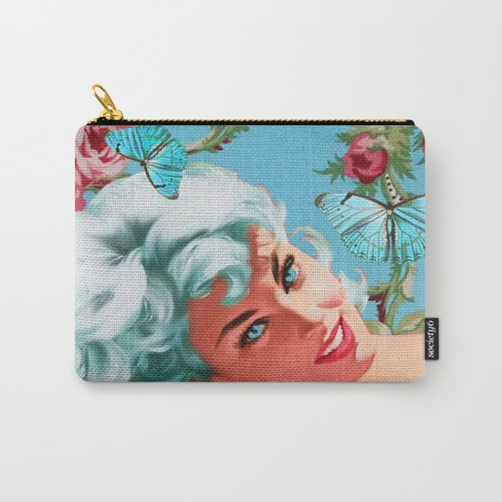 BLUE SKEYES Carry-All Pouch