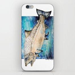 King Salmon iPhone Skin