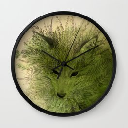 A Spirit Wall Clock