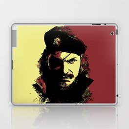 Big Boss (naked snake from metal gear solid) Laptop & iPad Skin