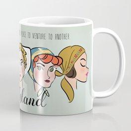 Ladies of Ellis Island Coffee Mug