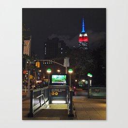 NYC - 23rd Street Canvas Print
