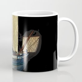 Museum Ship Coffee Mug