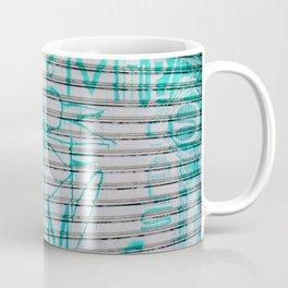 FORM And Function Coffee Mug