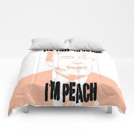 IM PEACH Comforters