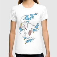 tatoo T-shirts featuring Unicorn Tatoo by DogoD Art