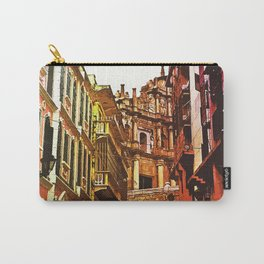 the little Macau from the LOVE ROAD Carry-All Pouch