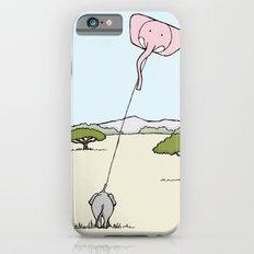 When An Elephant Flies a Kite iPhone 6s Slim Case